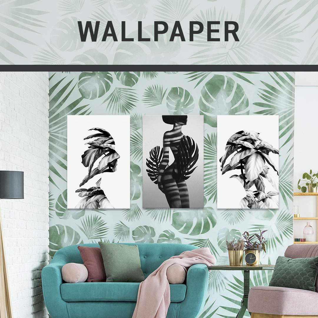 How To Choose Art For Any Wall: Concrete, Brick, Wooden