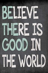 Be The Good, Jo Moulton