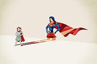 Walking Shadow Heroine, Jason Ratliff