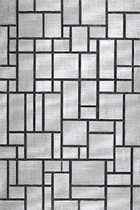 Composition in Gray, 1919, Piet Mondrian