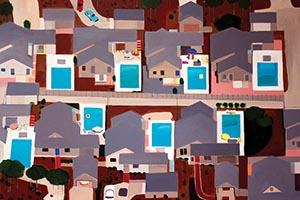 Identical Pools, Toni Silber-Delerive