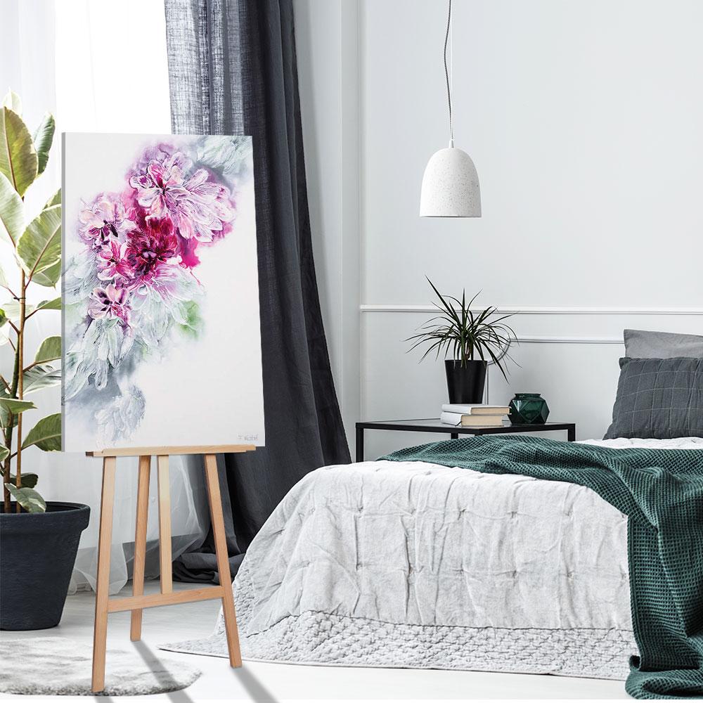 spring art decor