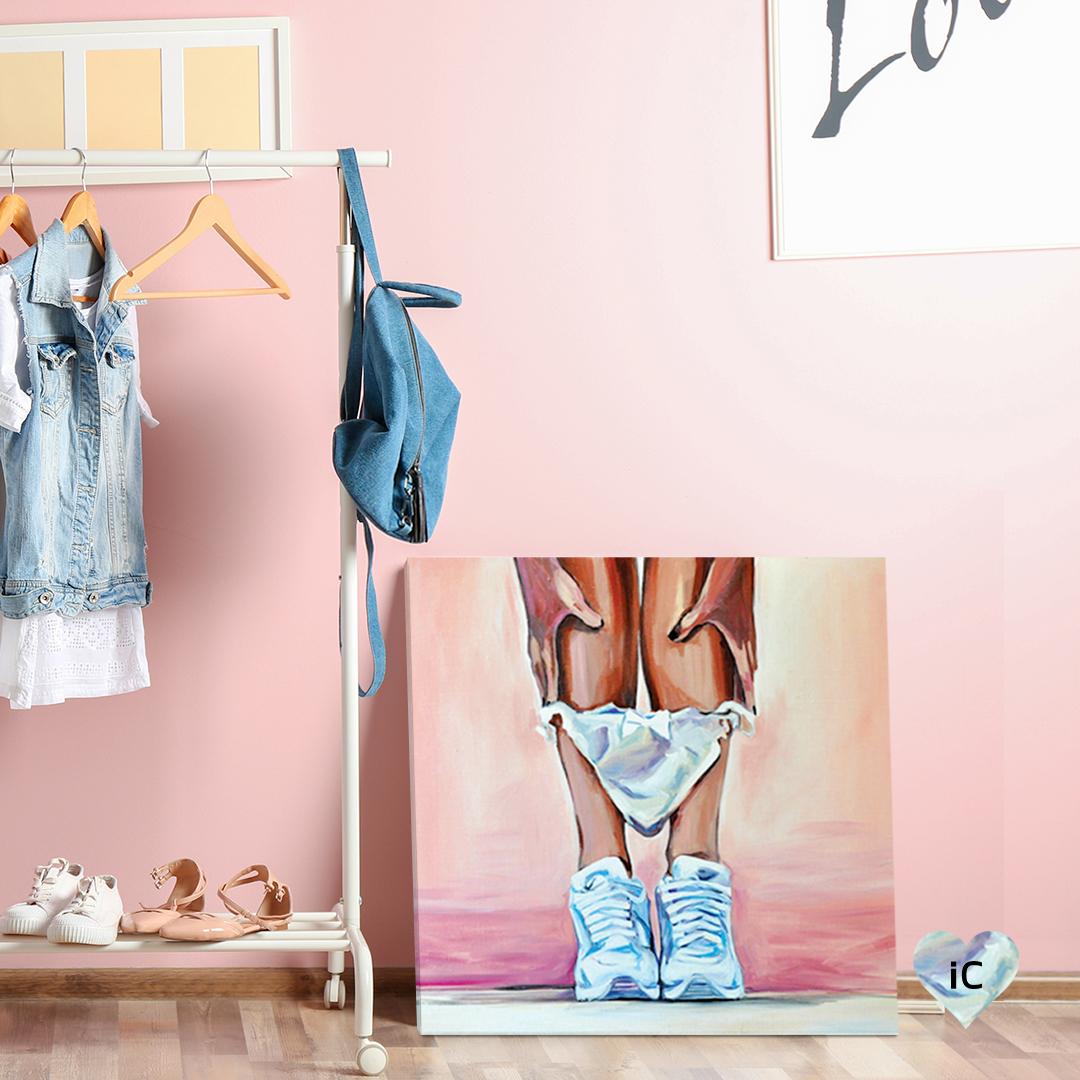 Sneakers by Sasha Robinson