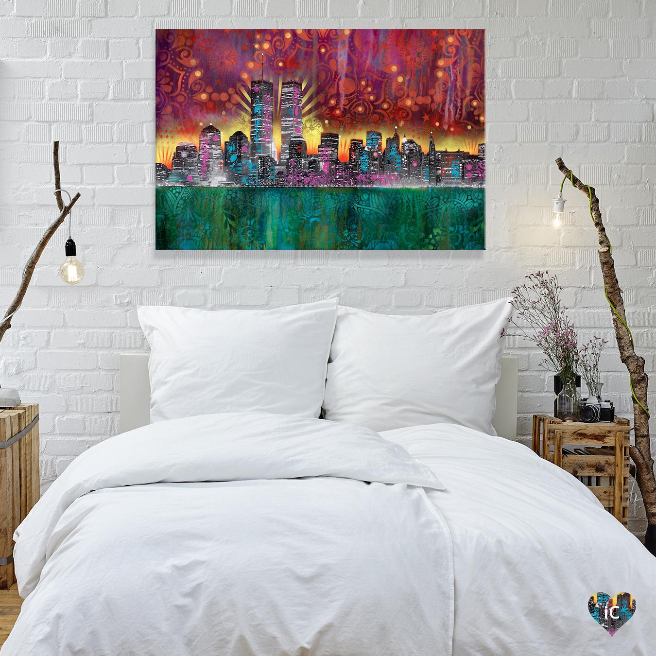Skyline by Dean Russo