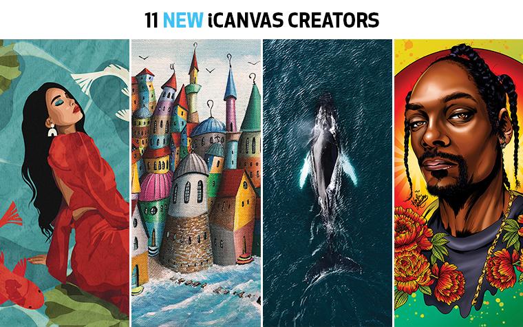new artists
