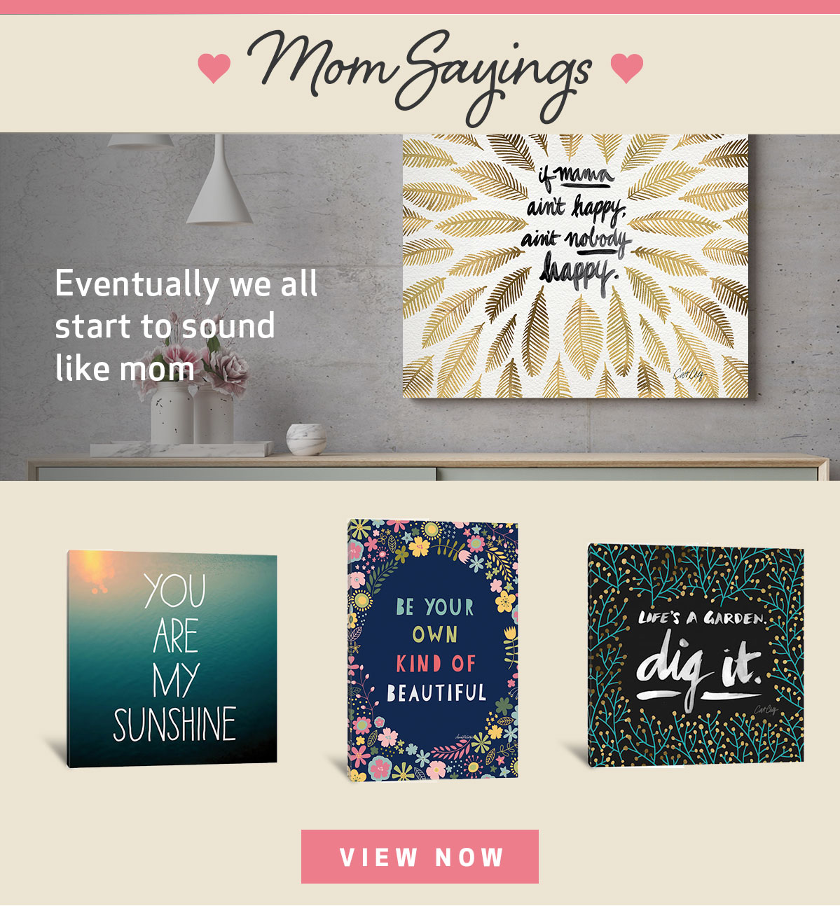 Mom-Sayings